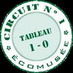 Circuit n°1 - Tableau 1-0