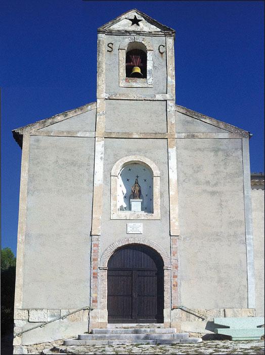 Chapelle Sainte-Christine Solliès-Pont