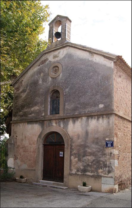 Les Laugiers chapelle Saint-Roch Solliès-Pont