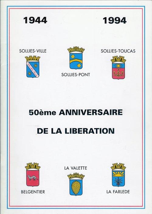 50ème anniversaire de la libération