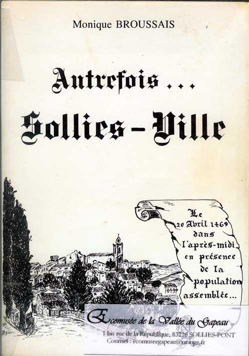 Autrefois… Solliès-Ville