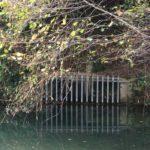 Prise du canal Pompeyren