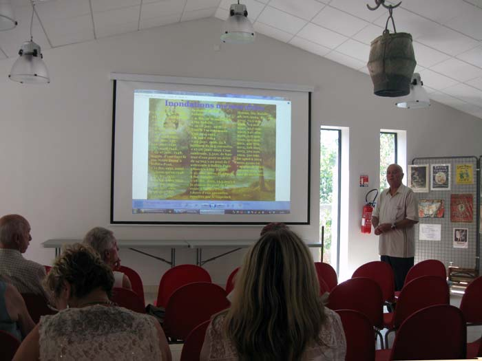 Conférence Jean-Paul Forêt/1