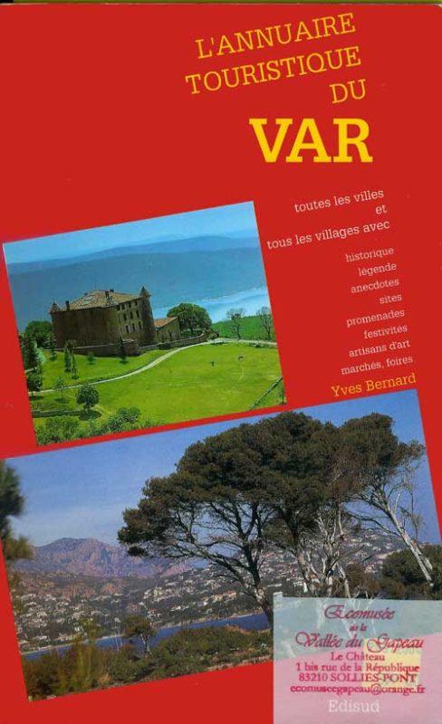 Annuaire touristique du Var