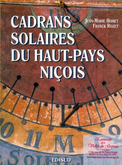 Cadrans solaires du Haut-Pays niçois