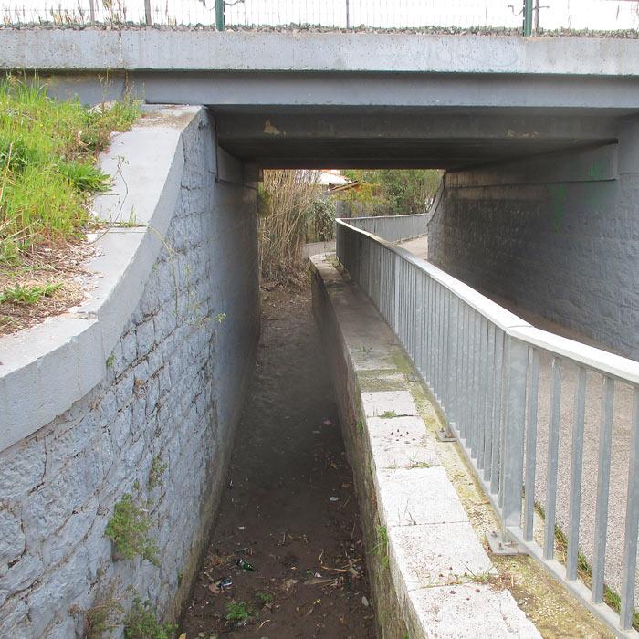 Canal du Sarraire. Solliès-Pont