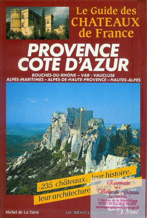 Le guide des chateaux de France