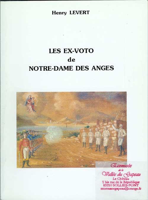 Les ex-voto de Notre-Dame des Anges