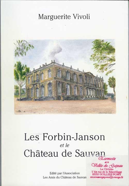 Les Forbin-Janson et le Château de Sauvan