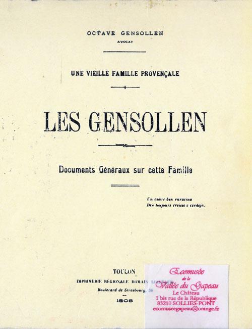 Les Gensollen