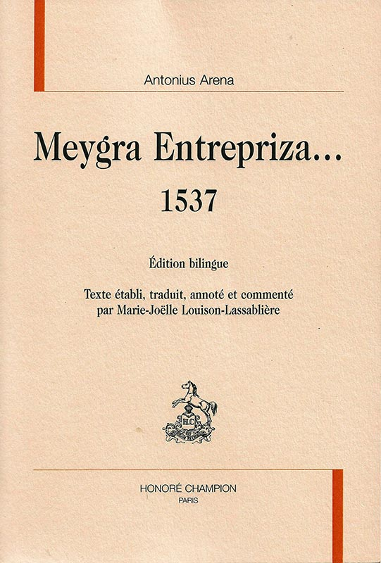 Meygra Entrepriza… 1537, Louison-Lassabliere.