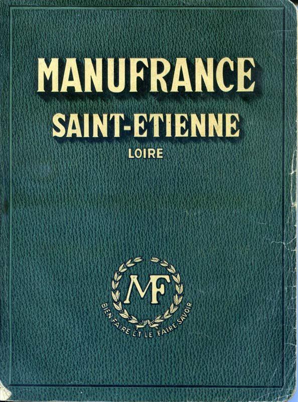 Manufrance Saint-Étienne 1977