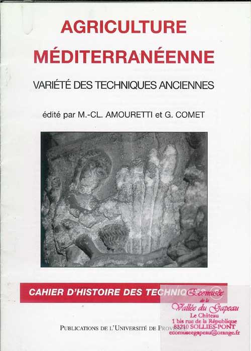 Agriculture méditerranéenne par Christophe Aquadro.