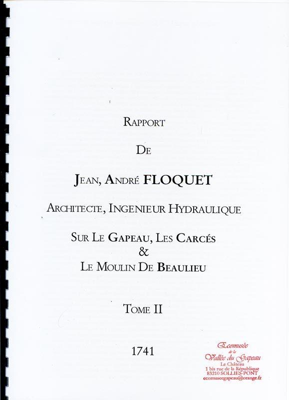 Rapport Floquet 2