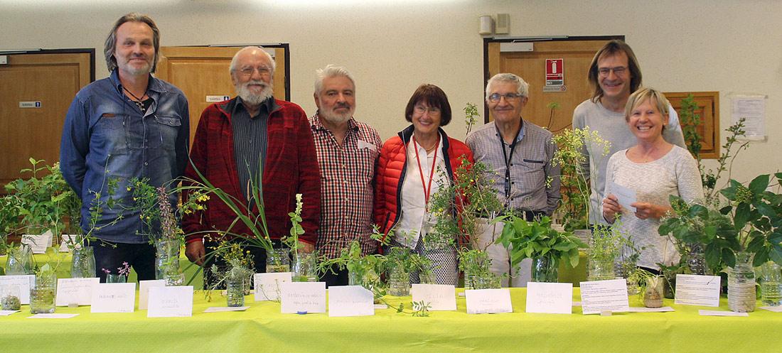 Botanique 2017, l'équipe