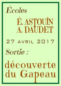Découverte Daudet Astouin
