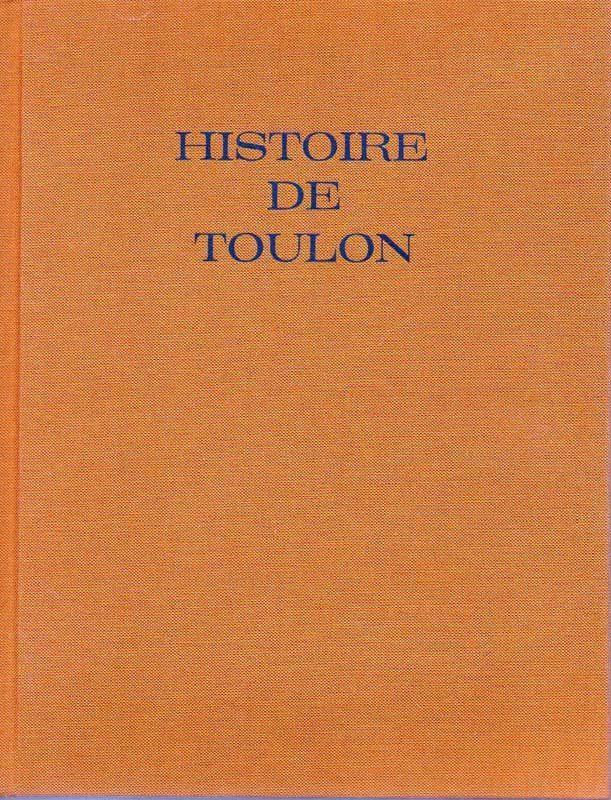 Histoire de Toulon, Agulhon Maurice.