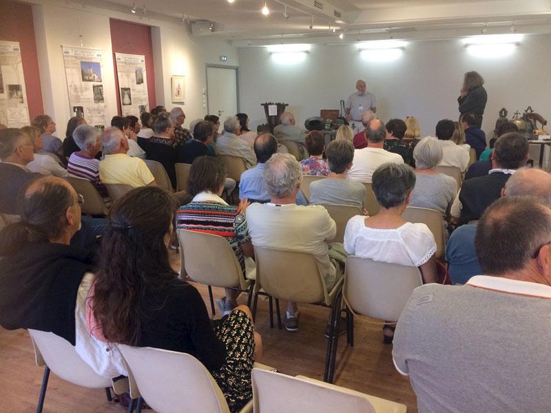Conférence André Gabriel, Solliès-Pont, L'art campanaire