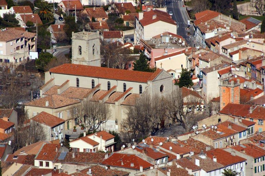Église Saint-Jean-Baptiste, Solliès-Pont
