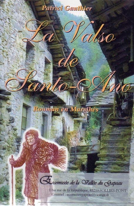 La Valso de Santo-Ano, Gauthier Patrici.