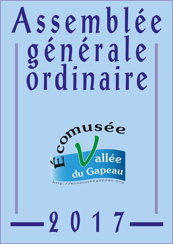 Assemblée générale 2017 Écomusée du Gapeau