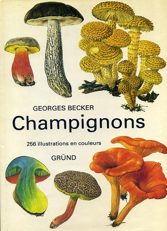 Champignons, Georges Becker.