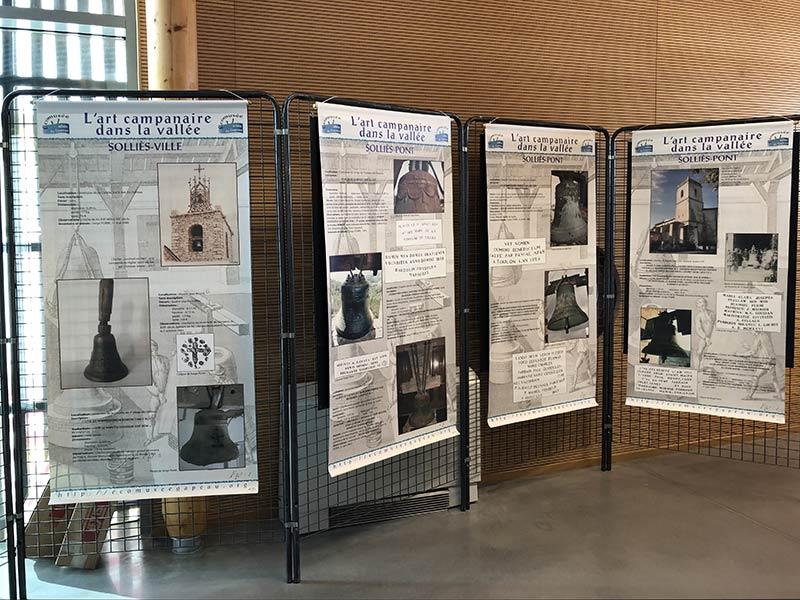 Exposition L'art campanaire dans la Vallée, La Farlède 2