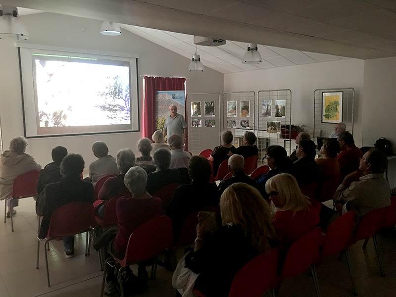 Conférence «Figues et Figuiers» par Jean-Paul Roger.