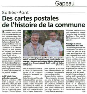 2012-07-00, Coupure : Des cartes postales de l'histoire de la commune