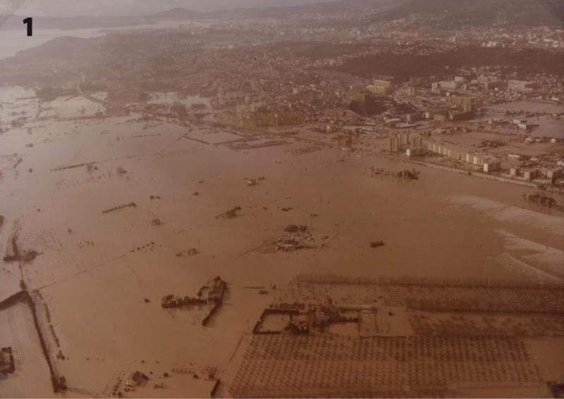 Carousel, inondations du Gapeau 1