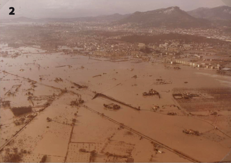Carousel, inondations du Gapeau 2