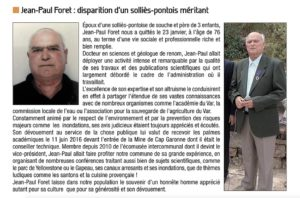2019-06-00, Coupure : Jean-Paul Forêt