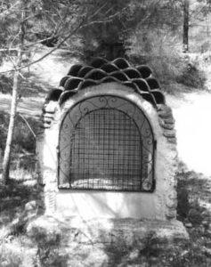Oratoire Notre-Dame, Solliès-Pont. 1992.
