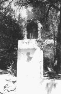 Oratoire Saint-Maur, Solliès-Pont. 1992.