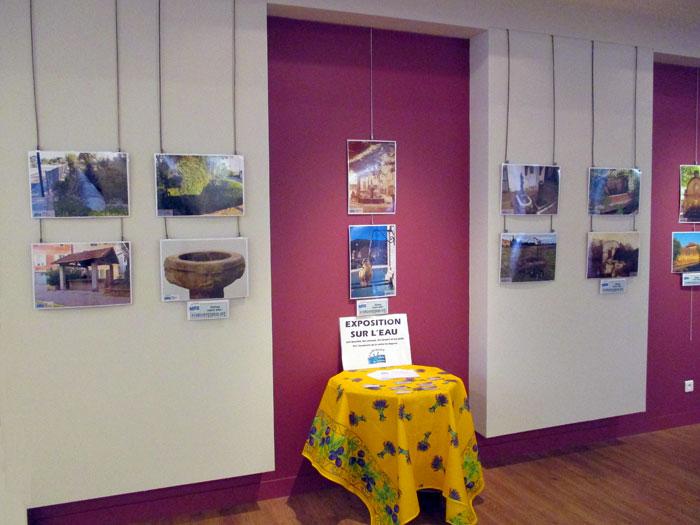 Exposition photo 2015 à la mairie de Solliès-Pont.